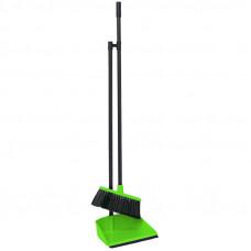 Комплект для уборки Ленивка ярко-зеленый