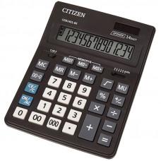 Калькулятор настольный 14 разр Citizen Business Line CDB, двойное питание, 157*200*35мм, черный