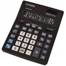 Калькулятор настольный 12 разр., Citizen Business Line CDB, (205х155) двойное питание