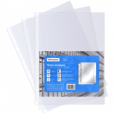Файл-вкладыш А4 22-25 мкм гладкие   OfficeSpace