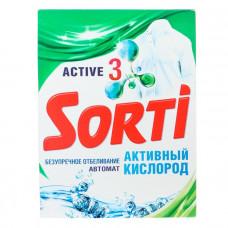 Стиральный порошок SORTI автомат 350 гр. активный кислород