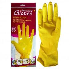 Перчатки р.XL хоз. резиновые простые Gloves