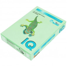 """Бумага """"IQ Color pale"""" А4, 80г/м2, 500л. (зелёный)"""