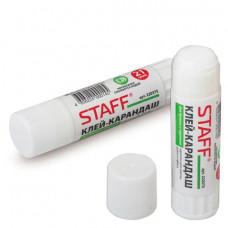 Клей-карандаш 21 г STAFF