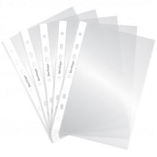Файл-вкладыш А5 30мкм глянцевая Berlingo