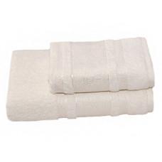 Полотенце махровое 70*140 Бодринг 01-001 белый