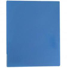 """Папка с пруж. cкоросшивателем 14мм 500мкм синяя Berlingo """"Line"""""""