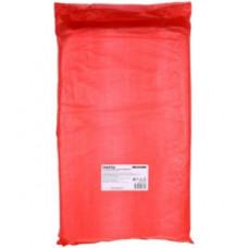 Пакет фасовочный 14+8*32 красный 8мкм ПНД прозрачный