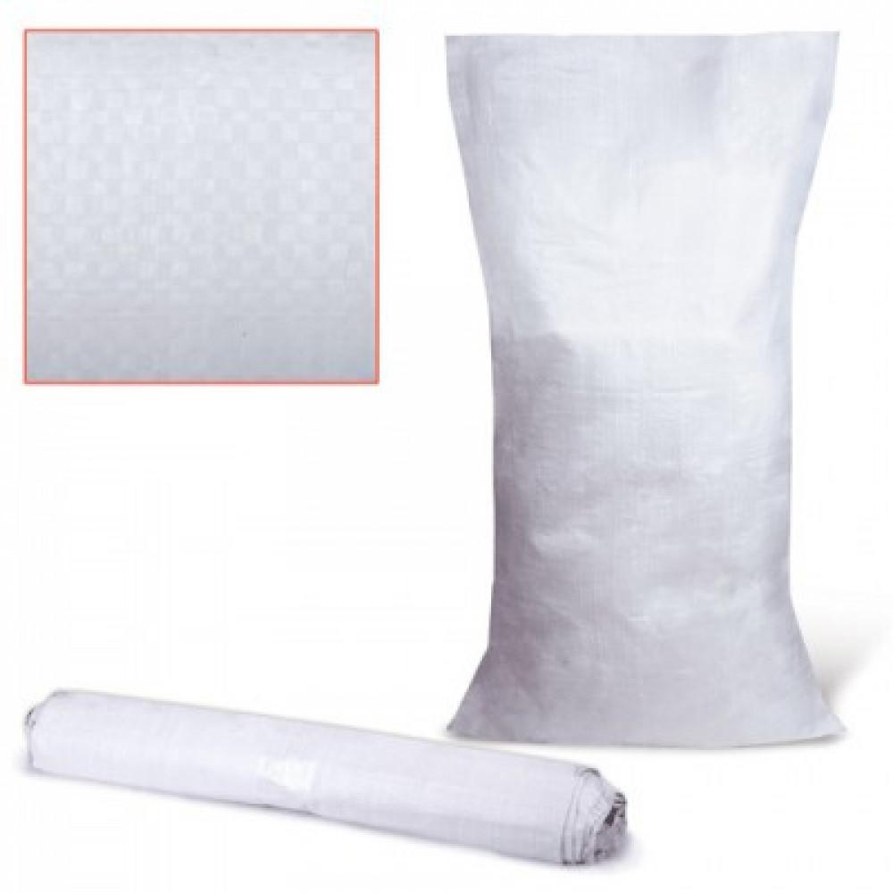 Мешки ПП 45*75 см белые до 25 кг, без вкладыша