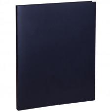 Папка с зажимом 15мм 500мкм черная OfficeSpace