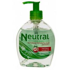 Мыло жидкое 300 мл NEUTRAI антибактериальное, дозатор