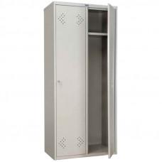 Шкаф для раздевалок Практик LS (LE) -21-80, 1830*813*500, 2 секции