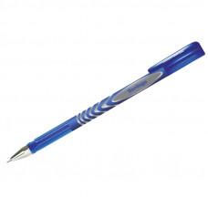 """Ручка гелевая синяя 0,5 мм,  Berlingo """"G-Line"""" игольчатый стержень"""
