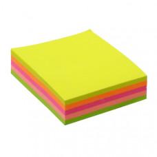 Самоклеящийся блок 51х51 мм 150 л. 5 цветов РАДУГА Index