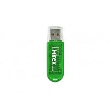 Флеш-накопитель 32 GB Mirex ELF GREEN