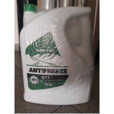 Антифриз ARCTIC G11 зеленый 10 кг