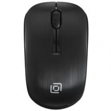 Мышь беспроводная Oklick 525MW черный