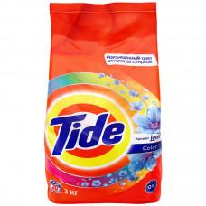 Стиральный порошок-автомат 3 кг,TIDE (Тайд) Color